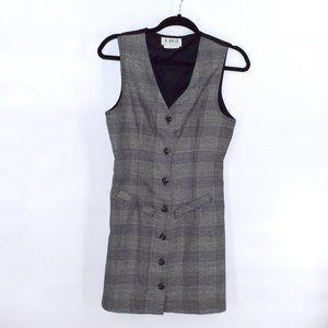 A. Byers/Vintage, menswear, button up dress  Sz 5
